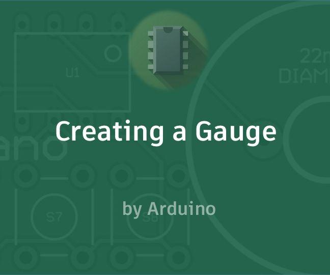 Creating a Gauge