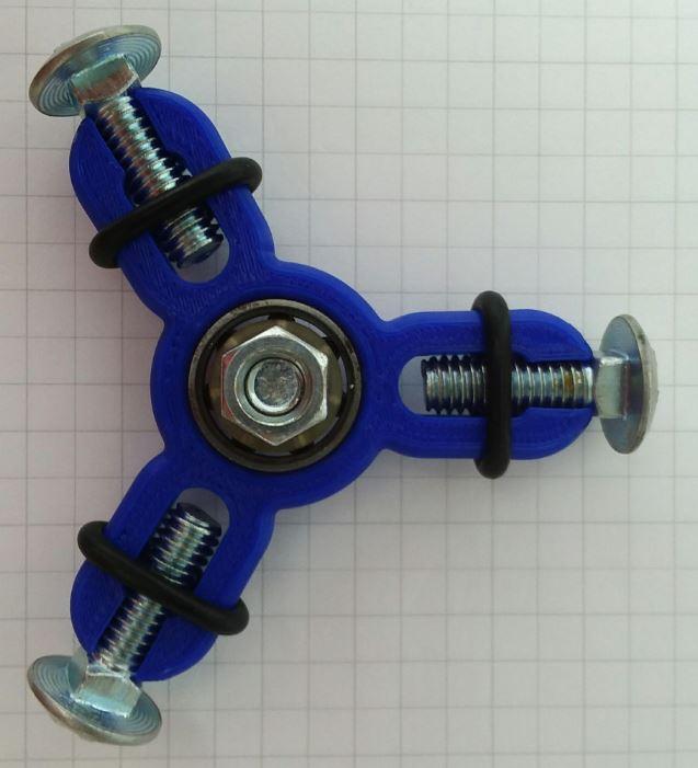 Spin Balancer