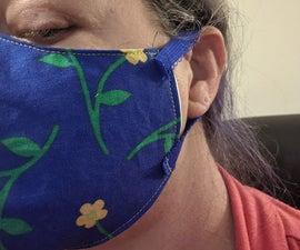 EPIC Shaped Face Mask - No Gaps