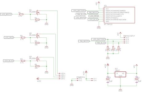 Schematic & PCB