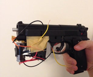 Airsoft Gun Coil Gun