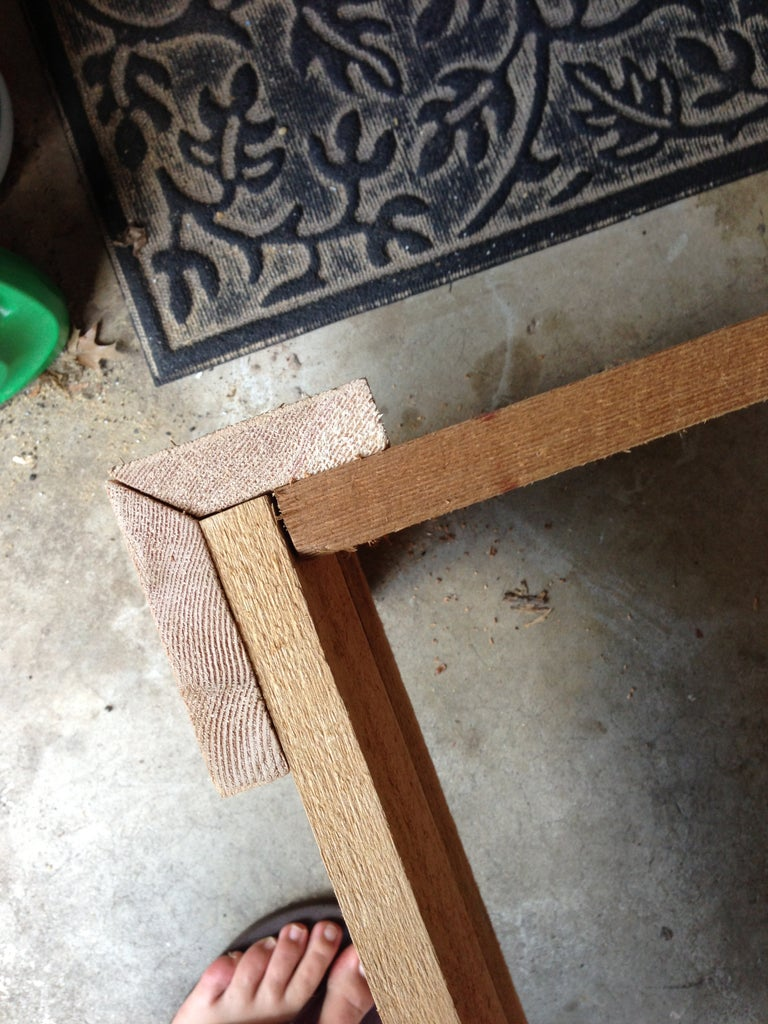 Cut Boards and Install on Legs