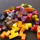 Build BLOKL or SOMA Cube X 8