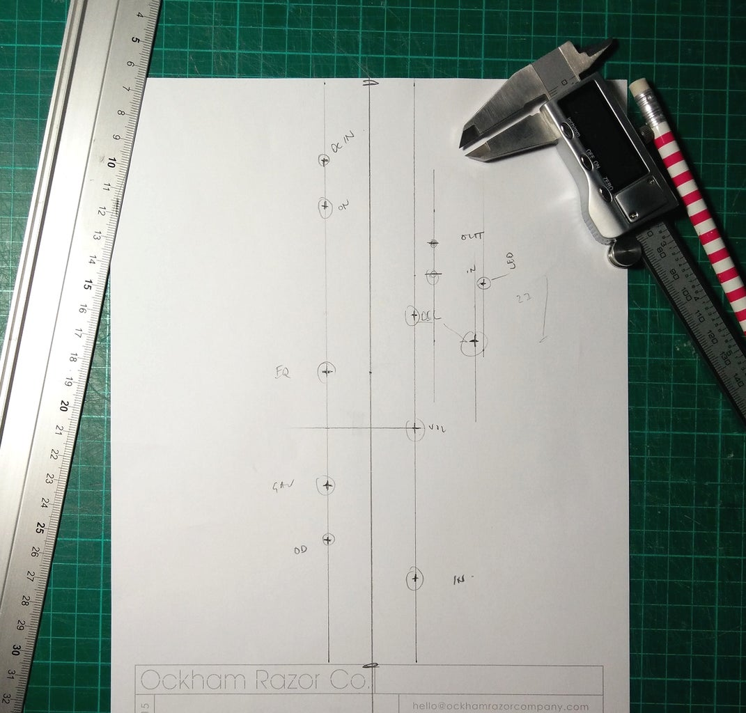 Measuring and Planning the Layout