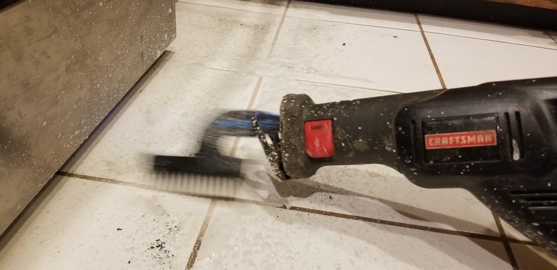 Scrub the Floors