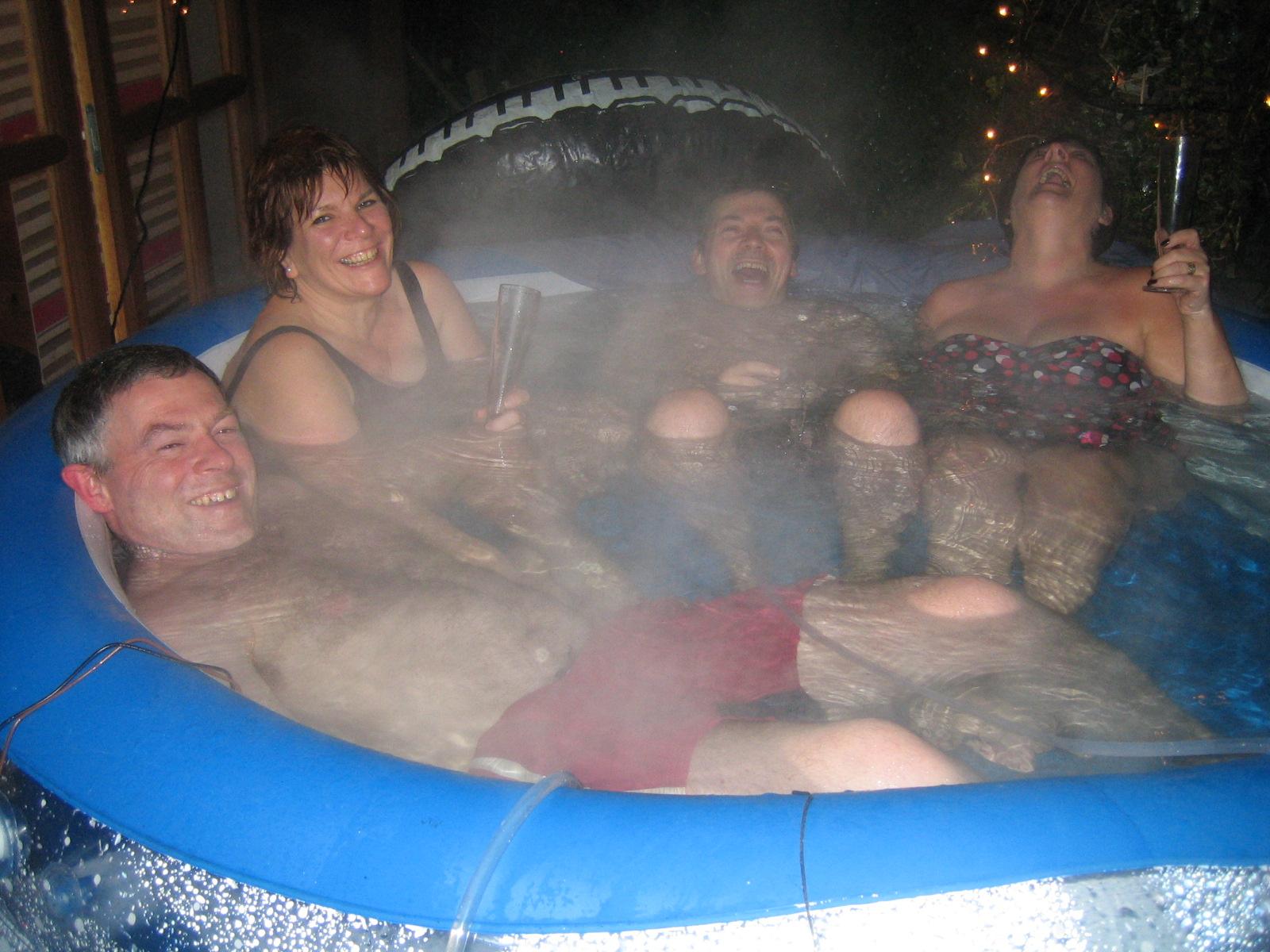 HillBilly Hot Tub