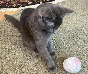 Crochet Cat Hacky