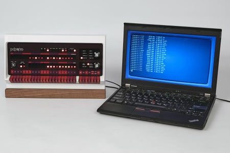 Convert a Pi Into a PDP-11