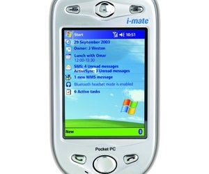 I-mate Pocket PC From Inside Out