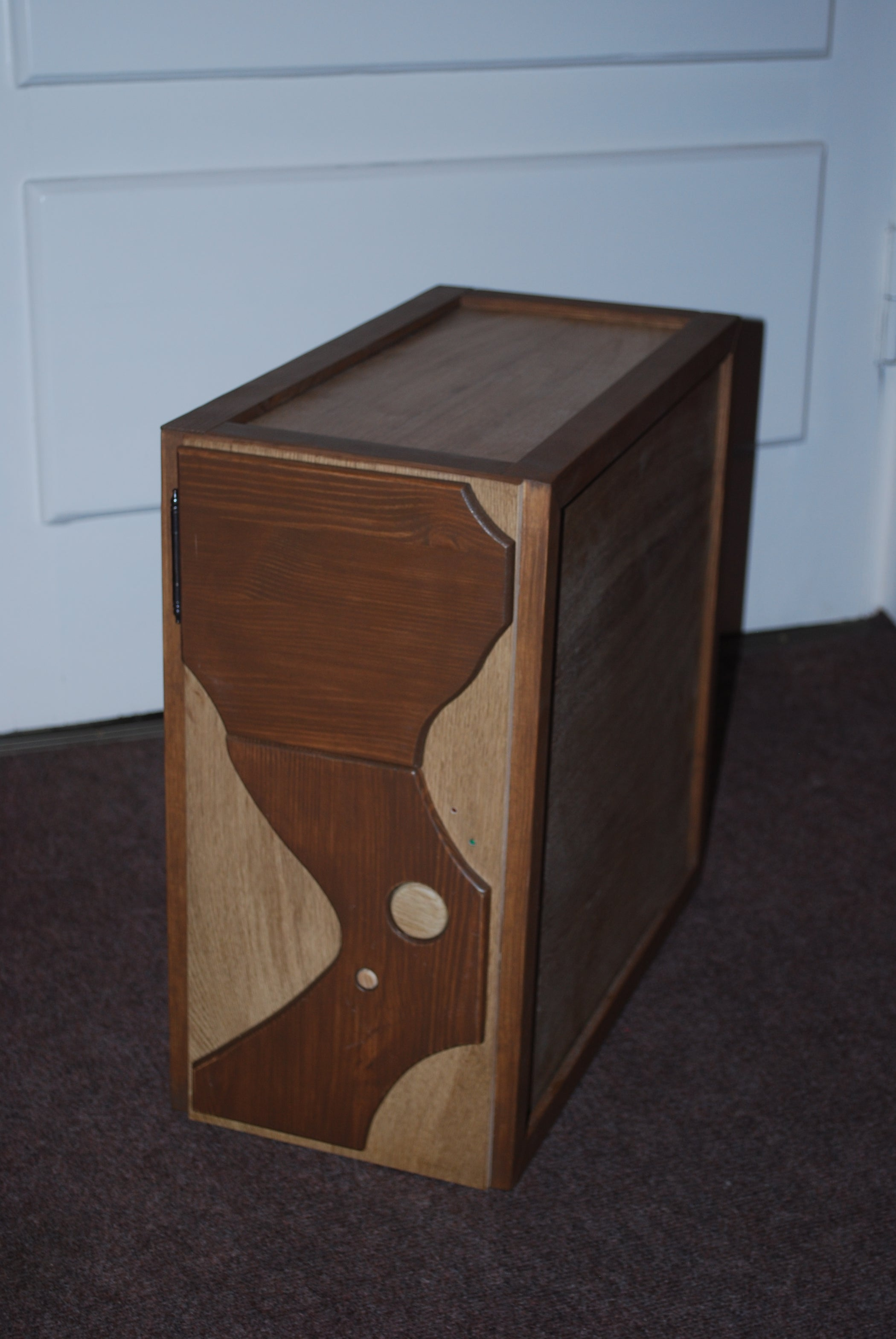 Wooden Pc Case - Instructables