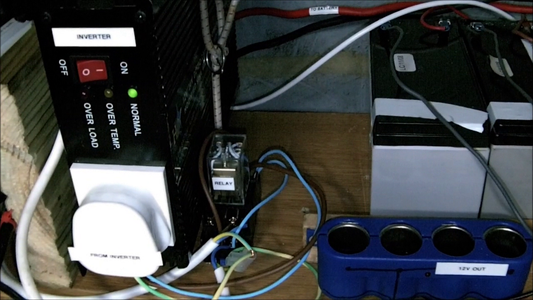 Connecting Your Inverter