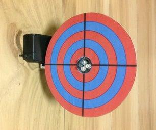 Laser Shooting Game