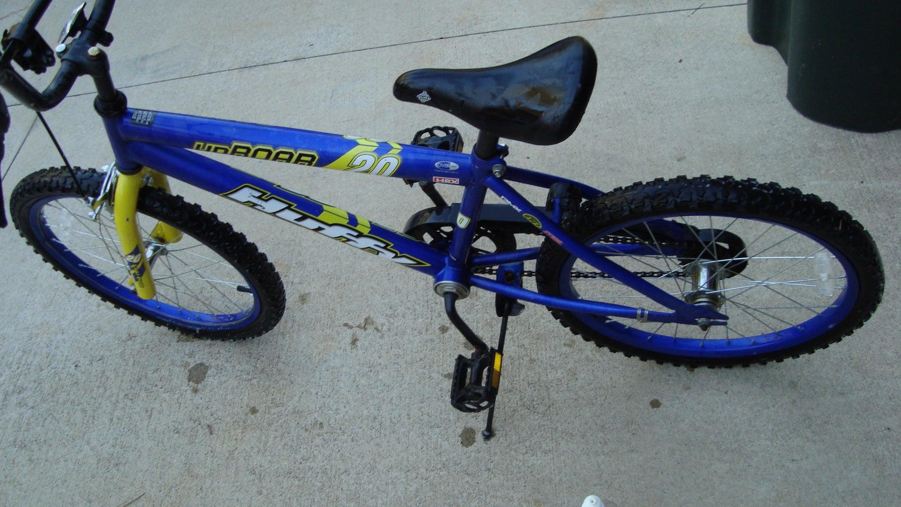 New K'nex Bike Wash