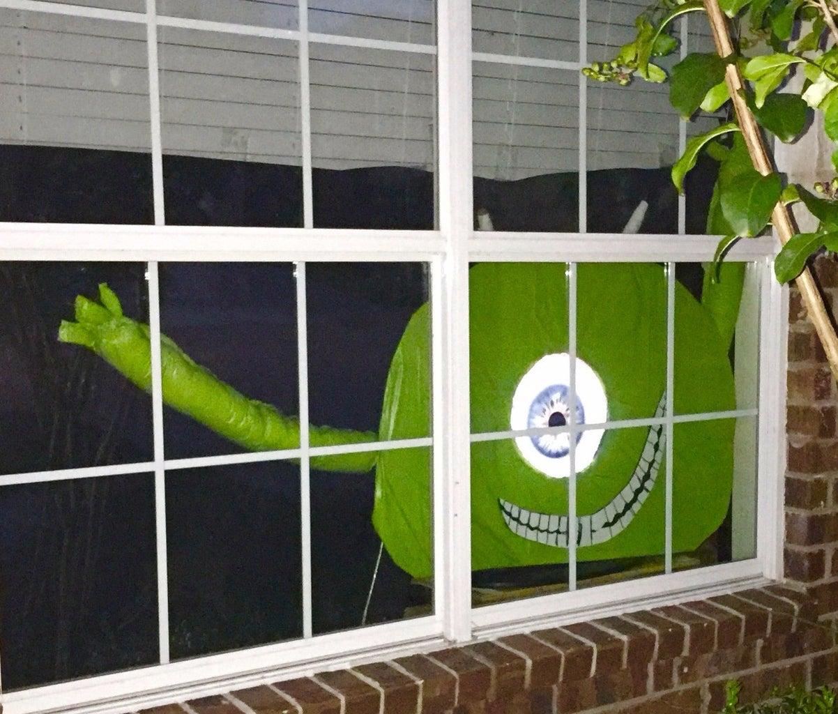 Monsters Inc. Halloween Decorations