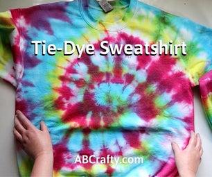 Tie Dye Sweatshirt