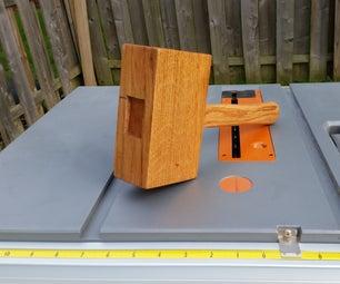 Wooden Mallet (AKA Thorin Oakenhammer)