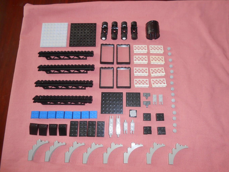 Lego Casino Roulette