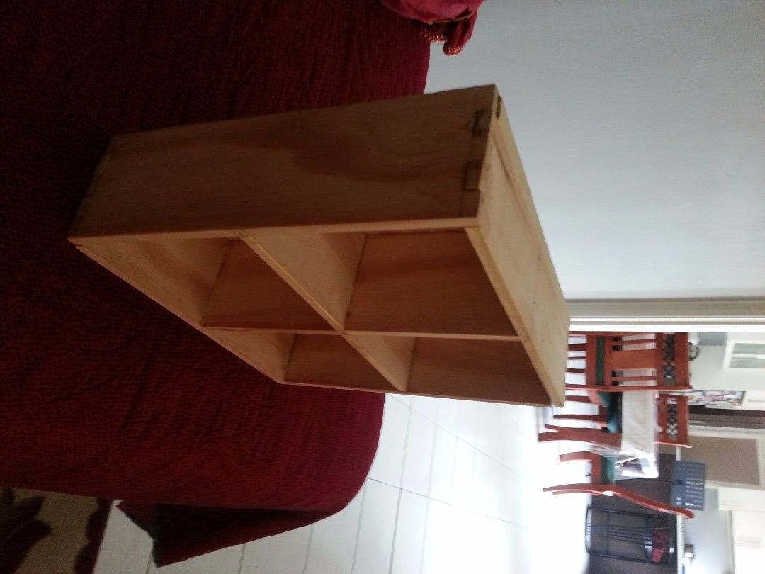 Simple Window Storage Solution