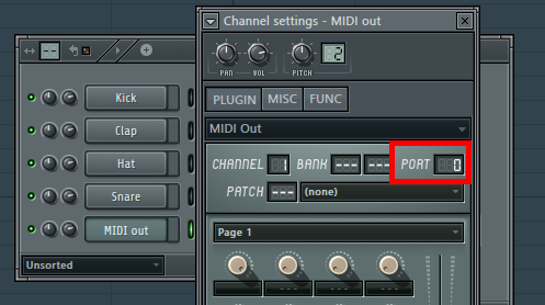 Configuring FL Studio (optionnal)
