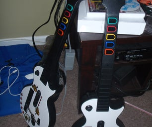 Wall Mount Guitar Hero Guitar Rack