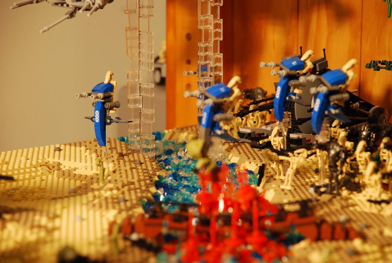 Placing Troops