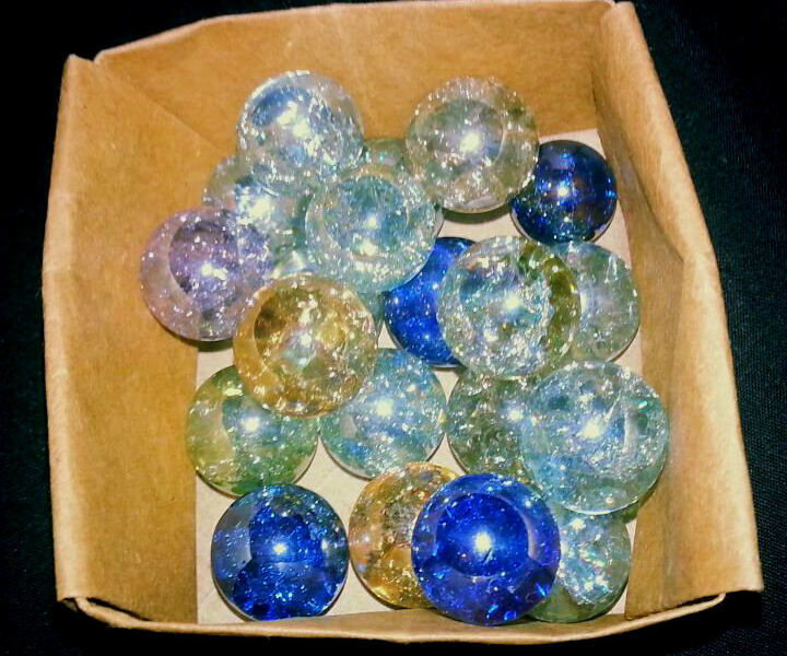 Baked Marbles