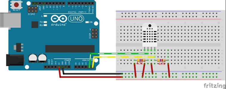 Arduino: I2c