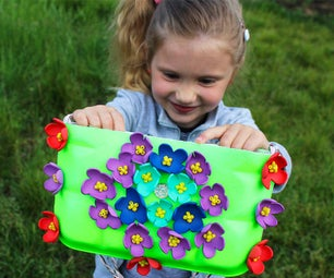 DIY Bag From Recycled Plates | DIY Craft for Little Girls