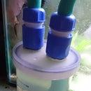 DIY Canister Aquarium Filter Conversion