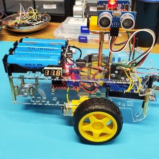 Arduino | Maze Solving Robot (MicroMouse) \ Wall Following Robot