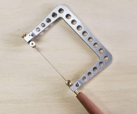 Handmade Jeweler's Saw