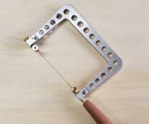 Handmade Jeweler's Saw