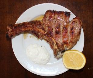 Greek Grilled Meat