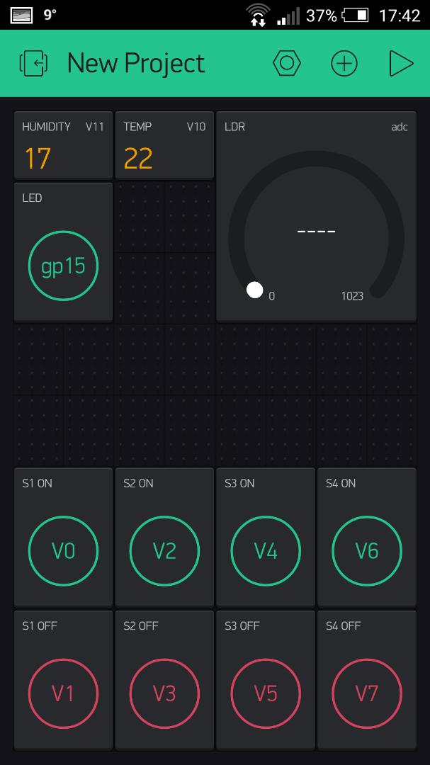 Blynk App Installation and Setup