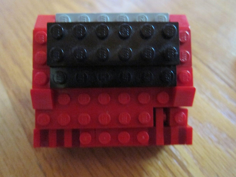 Rear Part+Rear Part Connection