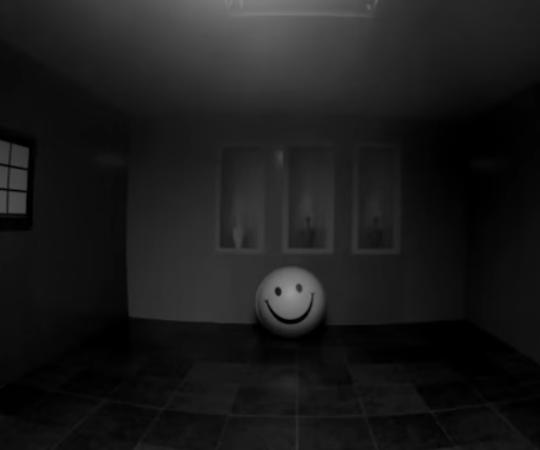 Haunted ball
