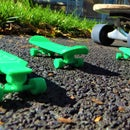 Custom 3D Printable Skateboard Models!