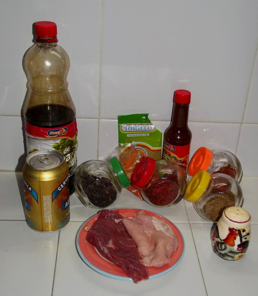 The Dry Meat - Very Spicy Version -