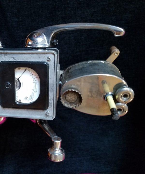 Making a Junkbot