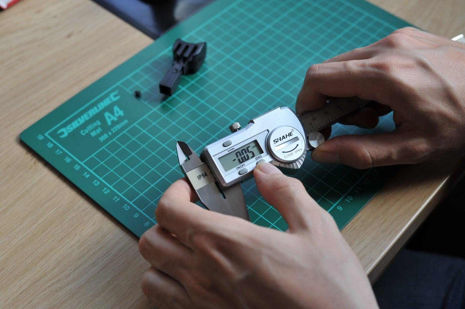 Setup Your Measurement Station.