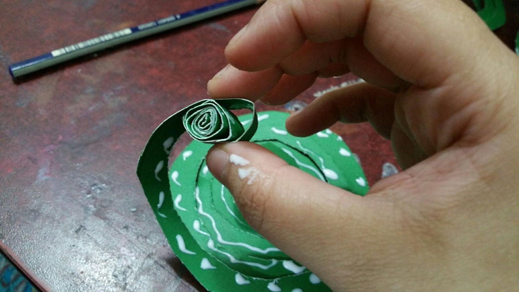 Flower Making Part 2