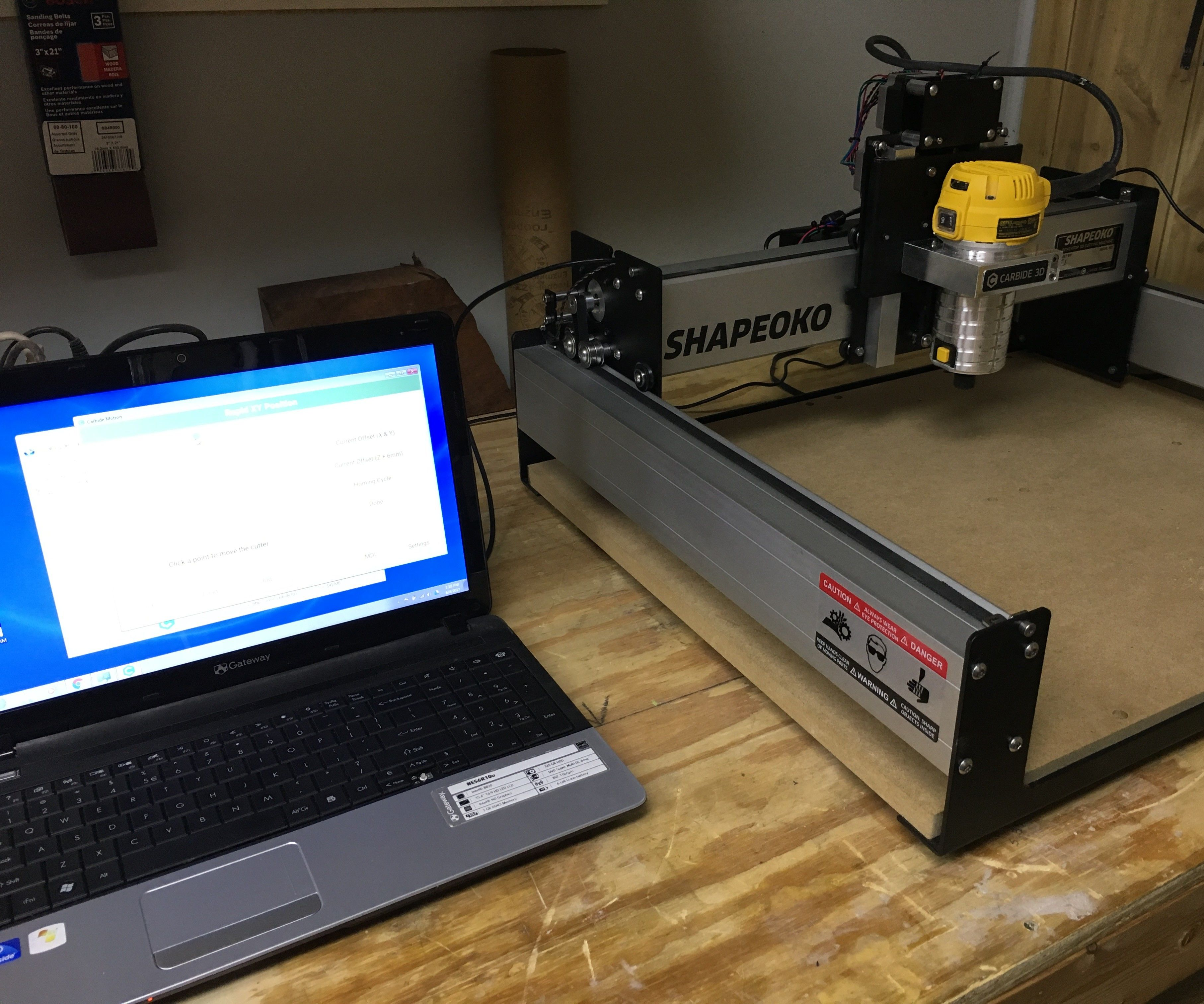 Building the Shapeoko 3 From Carbide 3D