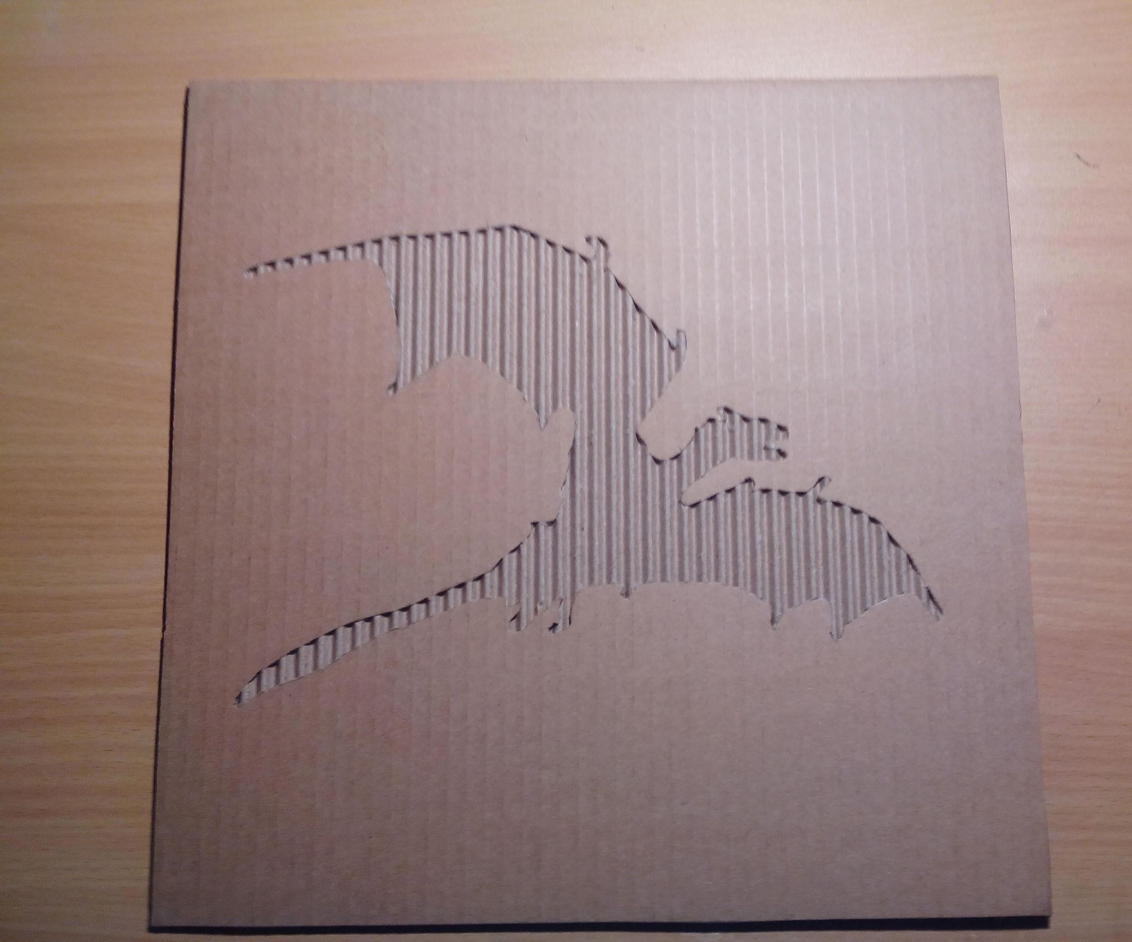 Game of Thrones Cardboard Art
