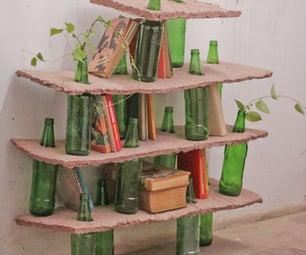 Beautyility:ECO,简单,优雅的啤酒瓶架。