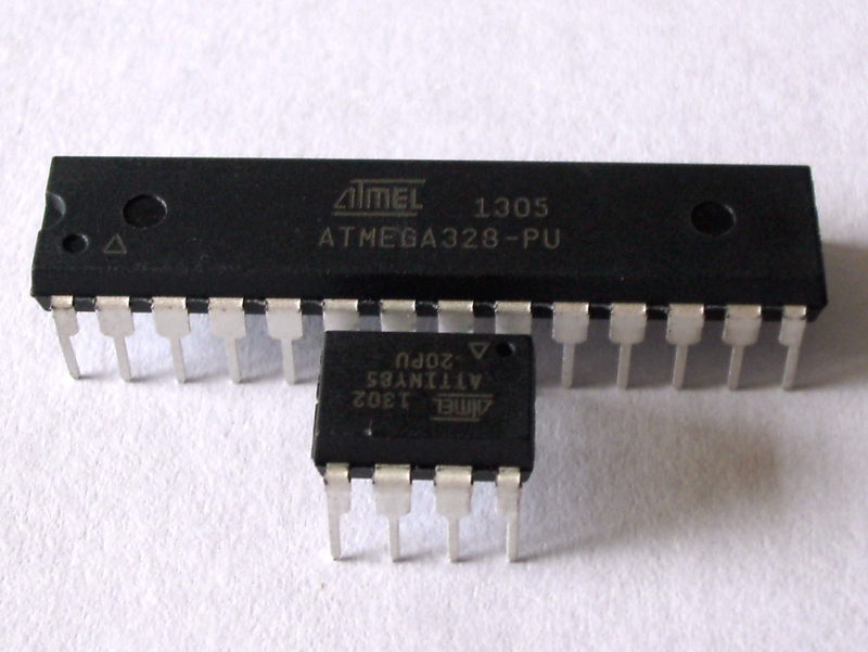 How to get FREE Atmel Chips