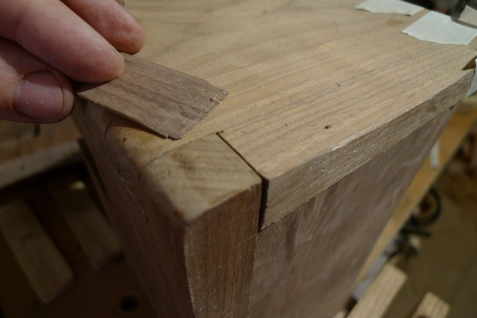 Disguise Poor Joints/workmanship!
