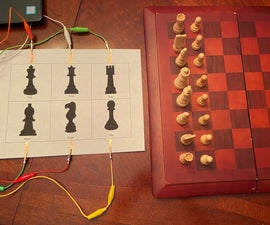Talking Chess Game