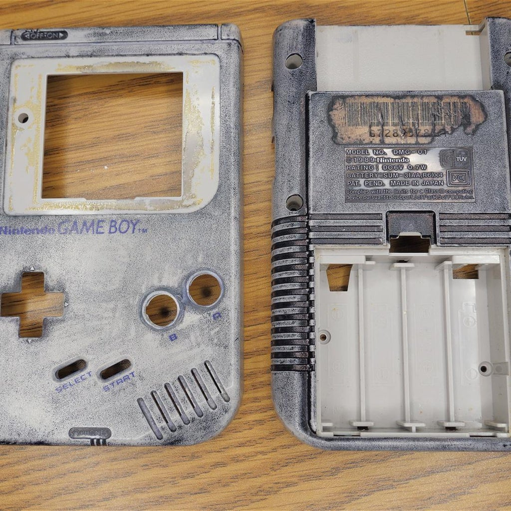 Open and Isolate the Case