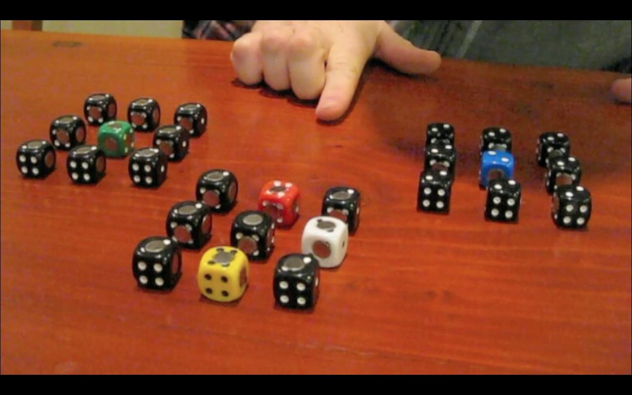 Magnetic Dice Rubik's Cube