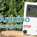 Arduino-Tamagotchi Project (I Am the Tamagotchi)